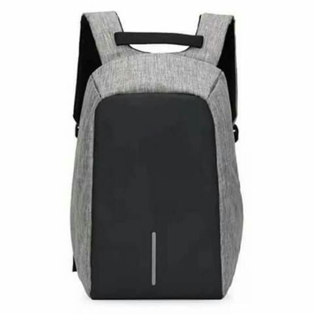 Auth anti thief backpack