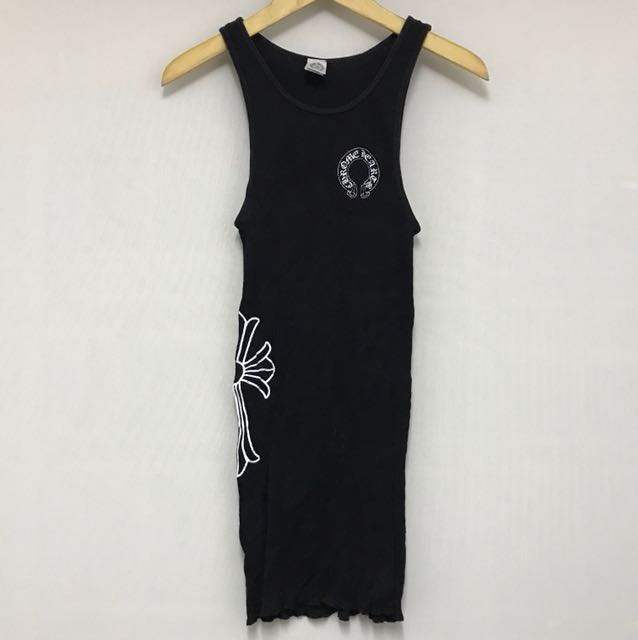 4a8f9236673bc4 Authentic Chrome Hearts tank top (Size M)