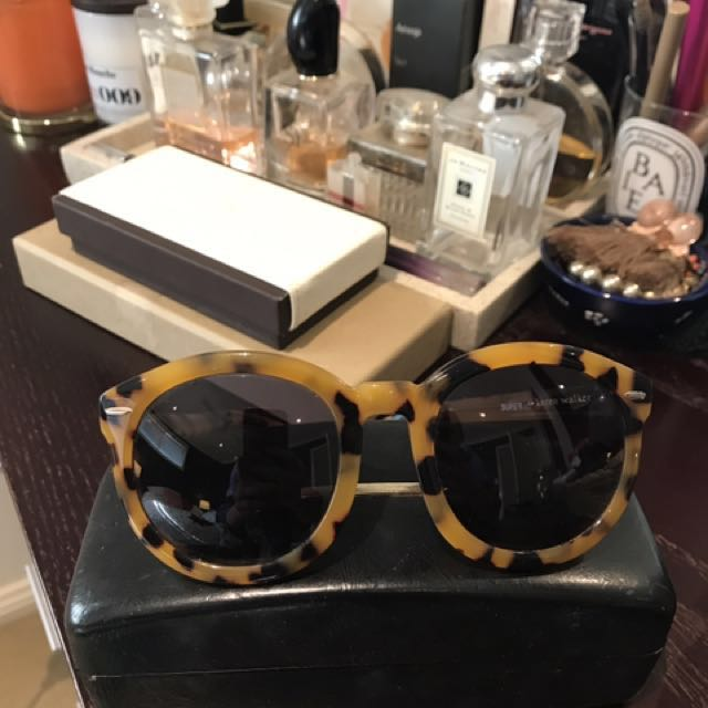 Authentic Karen Walker Sunglasses