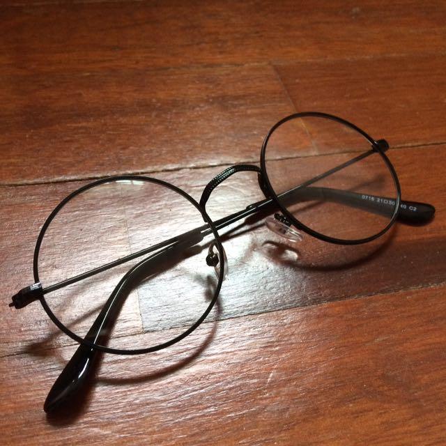 Authentic Round Glasses