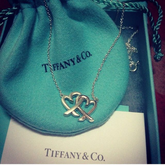 AUTHENTIC TIFFANY & CO.