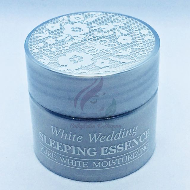 BANILA CO White Wedding Sleeping Essence 10mL .