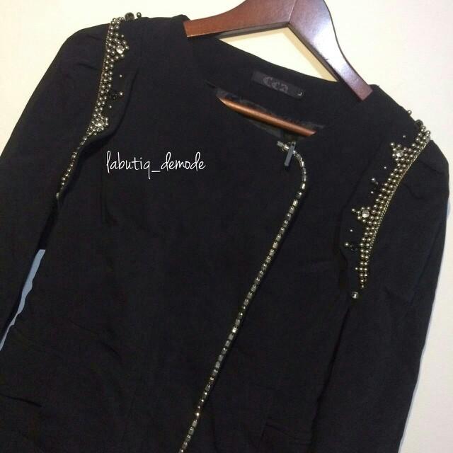 Blazer/Jacket/Outer Stude party elegan import