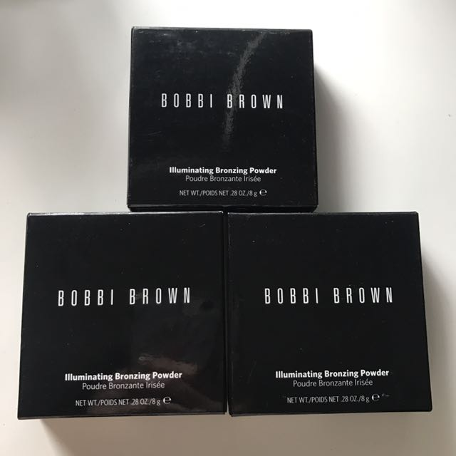 Bobbi brown illuminating bronzing power