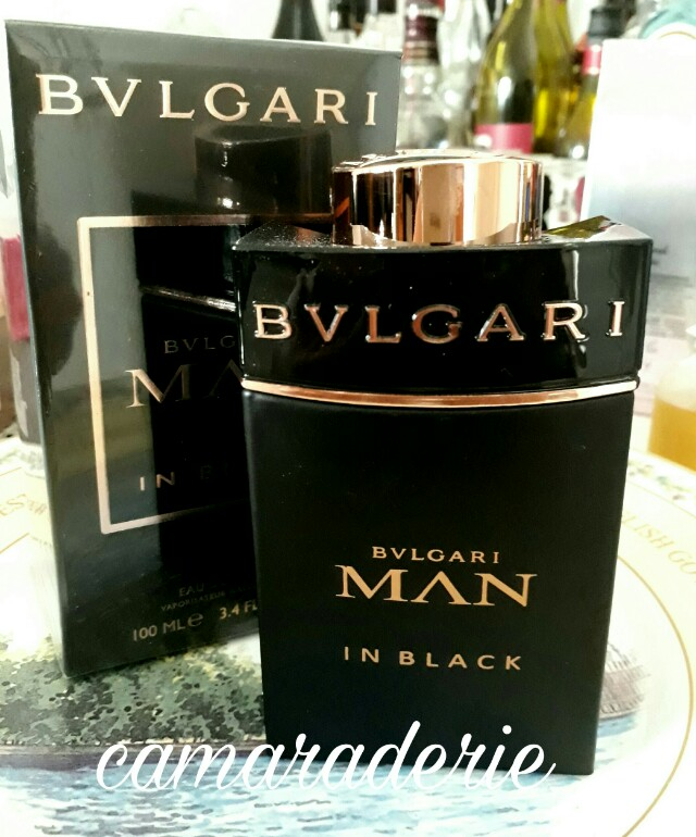 Bvlgari Man In Black Parfum Kw Super Health Beauty Perfumes