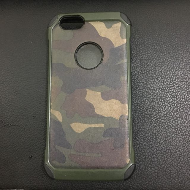 Camouflage iPhone 6s 6 Case