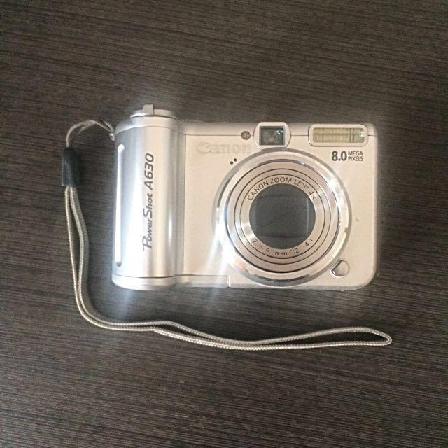 Canon Power Shot A630 8.0 Mega Pixels#take10off