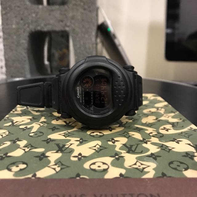 Casio G-011-1ajf jason  watch 手錶