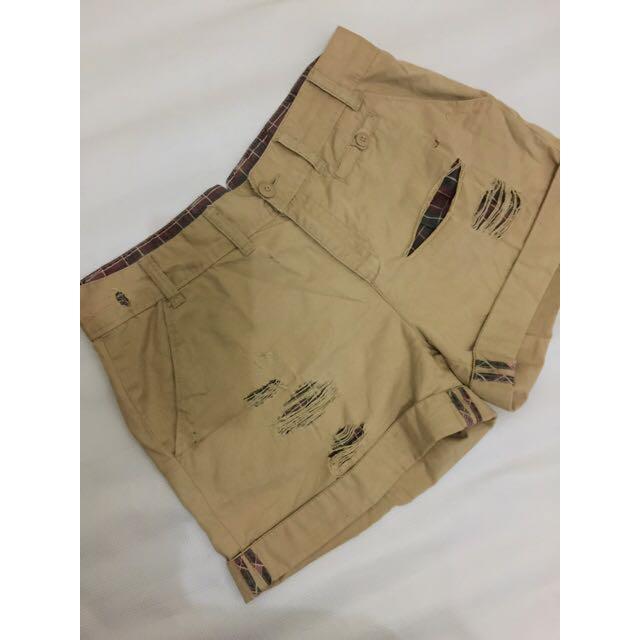 Celana pendek ZARA size 33