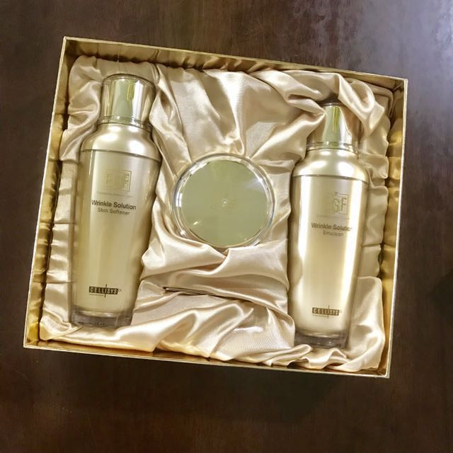 Cellisys Ex Wrinkle Solution Special Set