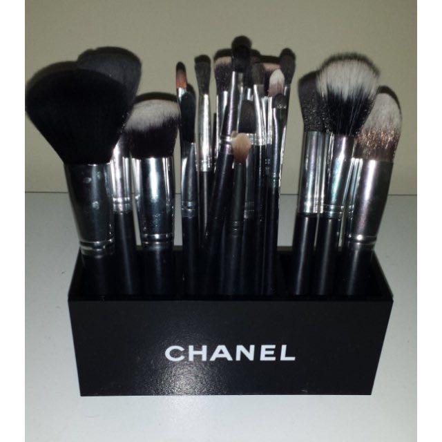 Chanel Makeup & Brush Acrylic Storage Organizer