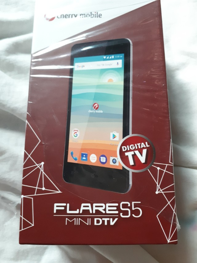 detailed look 669aa 16b6c Cherry Mobile S5 Mini DTV on Carousell