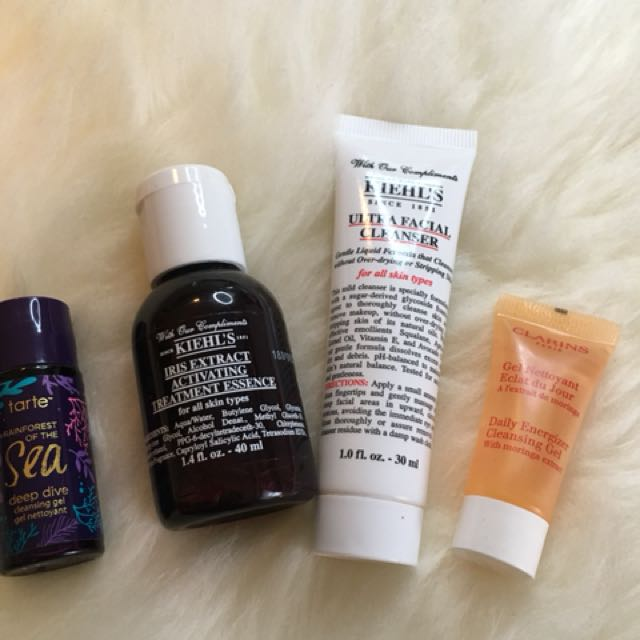 Cleanser Sample Pack