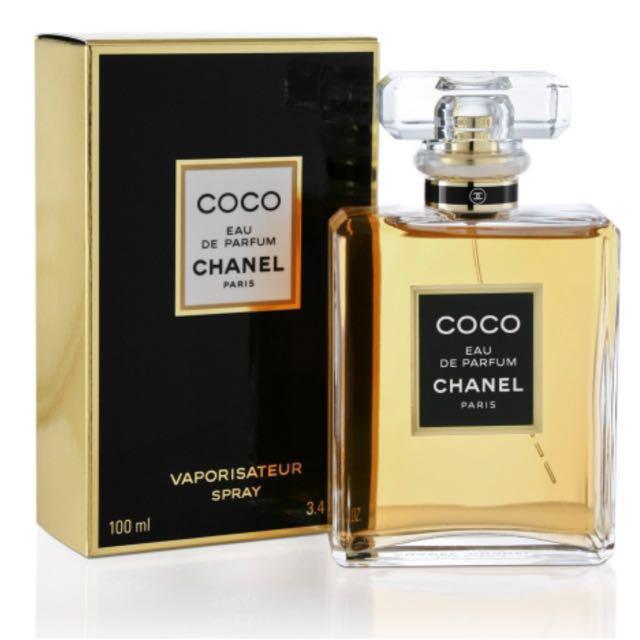 Coco Chanel Eau de Parfum 100ml