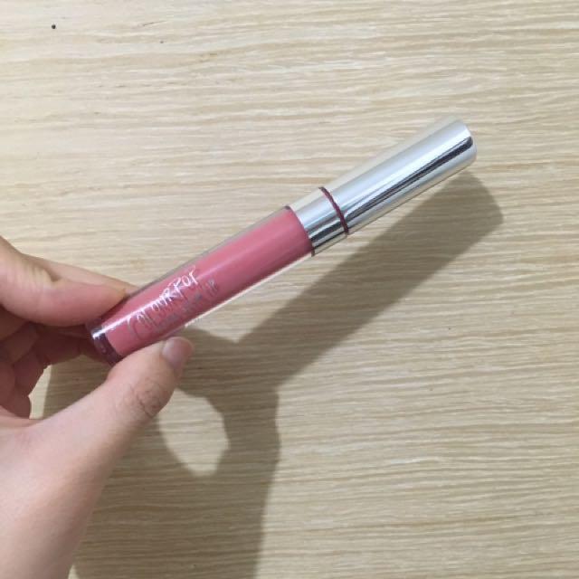 降!Colourpop Ultra satin lip #chandelier