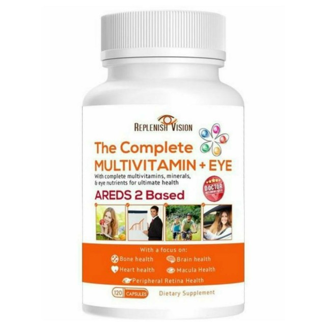 Complete Multi-Vitamin & Eye Supplement