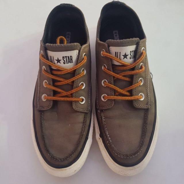 Converse - Gray