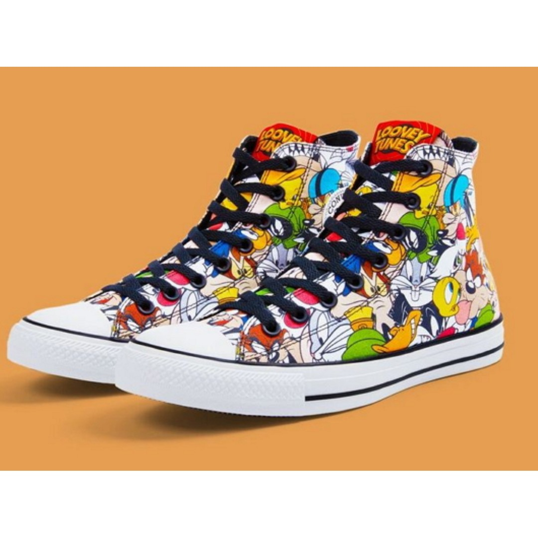 Converse Chuck Taylor All Star Looney Tunes Collection Men