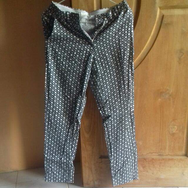 Cotton Pant H&m