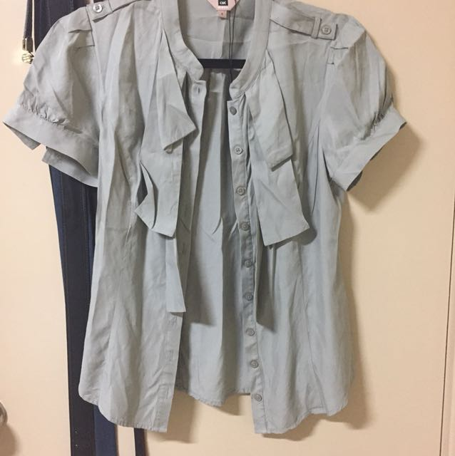 CUE BLOUSE NEW SIZE 8