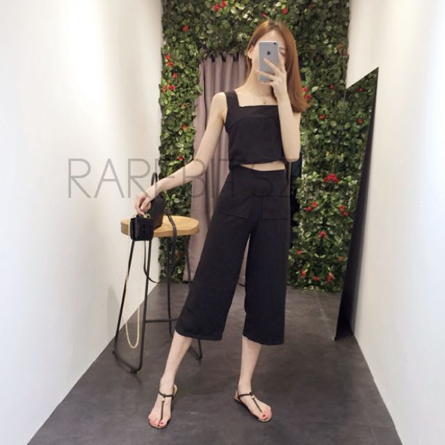 Culottes 2 Piece Set