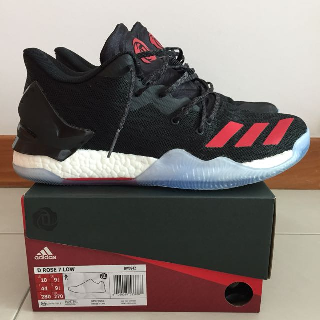 official photos 8912e e5c1d D Rose 7 Low, Mens Fashion, Footwear on Carousell
