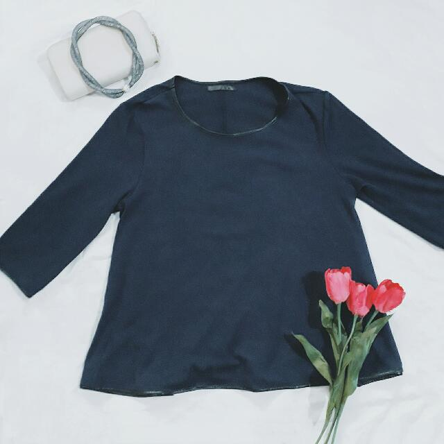 Dark Blue Longsleeve (Unknown Brand)