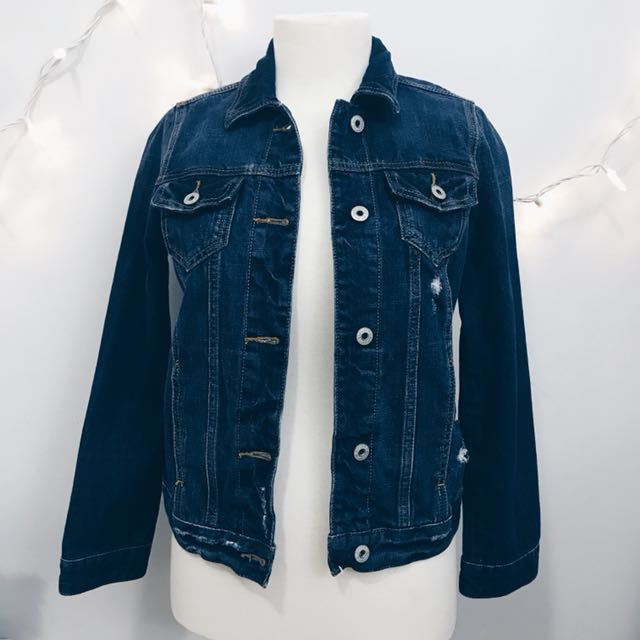 Denim Jacket | abercombie