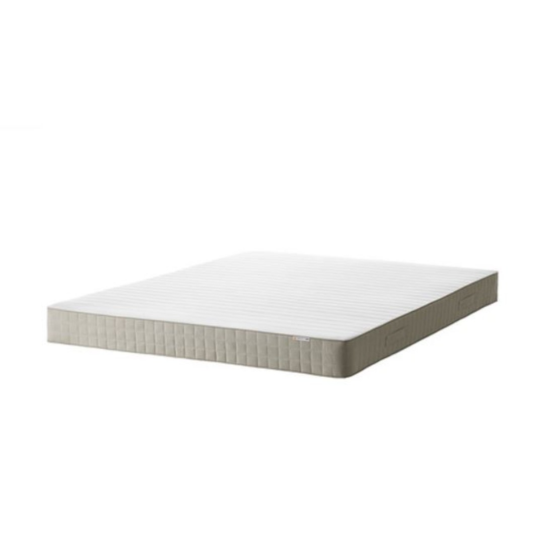 DOUBLE SIZE IKEA BED FRAME MATTRESS for $300