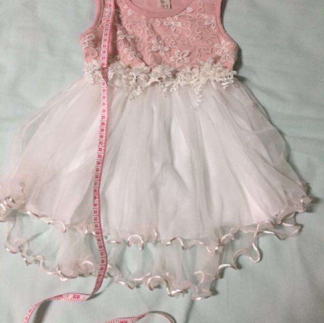 Elegant dress which can be a blouse as well