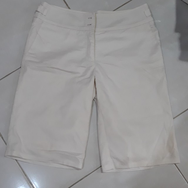 Esprit pants white