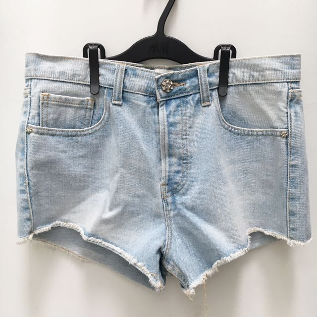 F21 shorts jeans