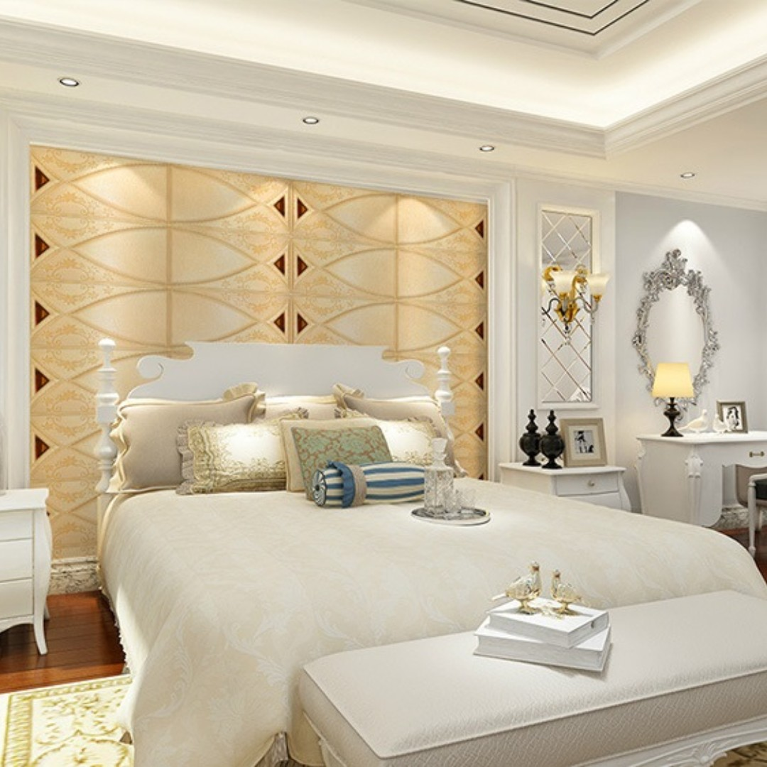 FEATURE WALL DECORATION SELF ADHESIVE 3D WALL PANEL 0654