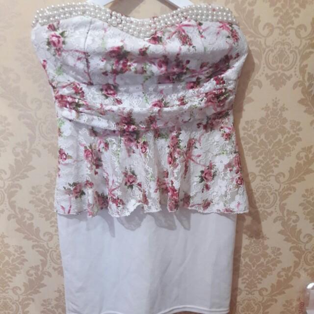 Floral dress *butik