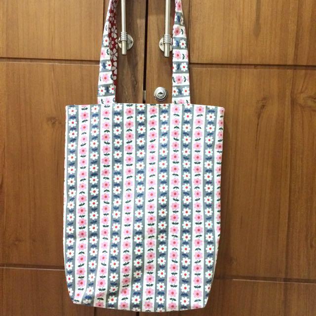 Floral Tote Bag (I)