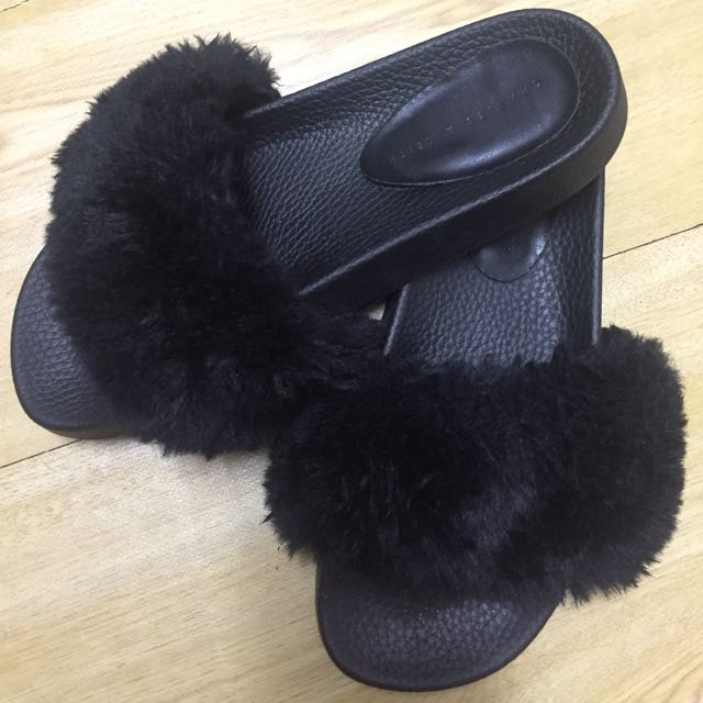 FUR CHARLES AND KEITH