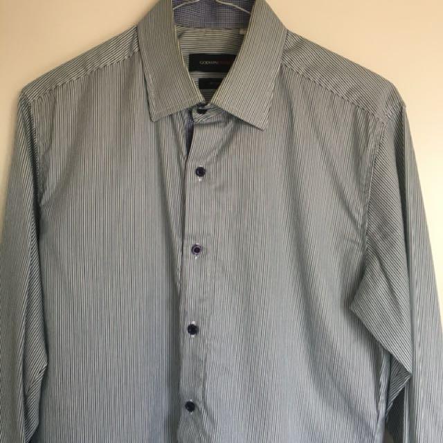 Godwin Charli Men's Shirt - size 36