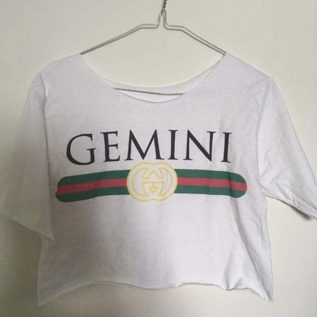 Gucci Inspired Crop