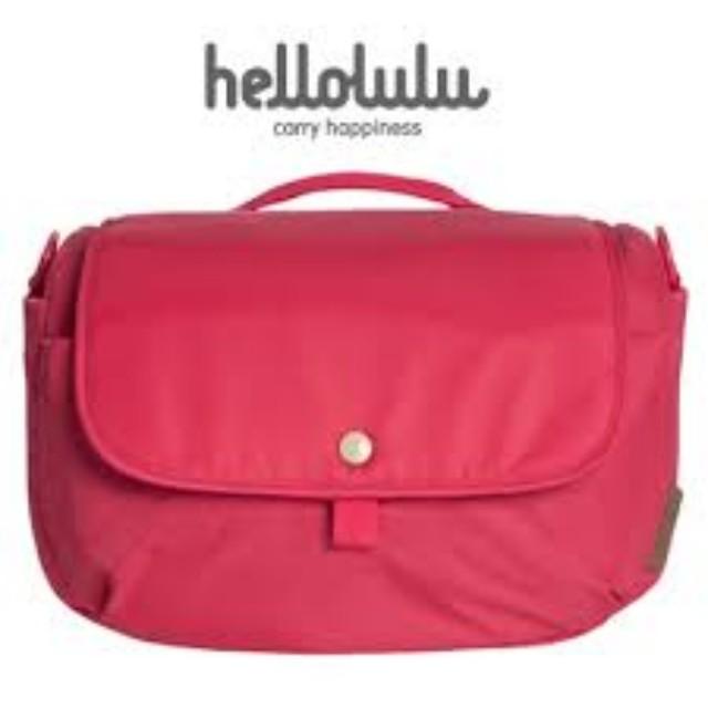 Hellolulu Camera Bag Pink