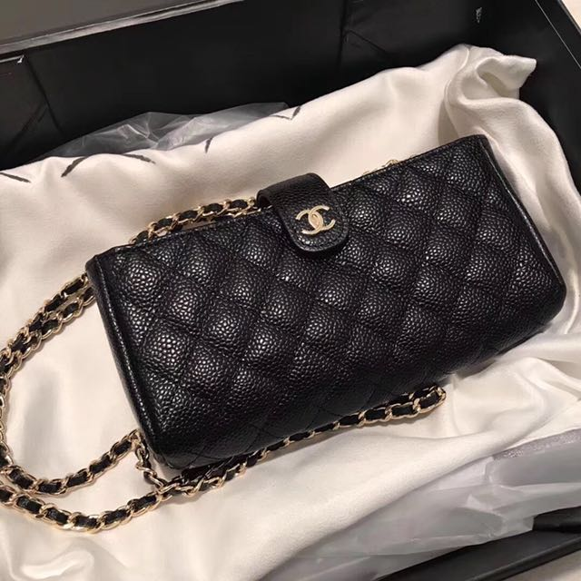 b9e0a0892f6 High Quality Chanel Sling Purse (Replica), Women's Fashion, Bags & Wallets  on Carousell
