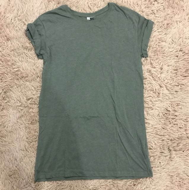 H&m divided t shirt dress
