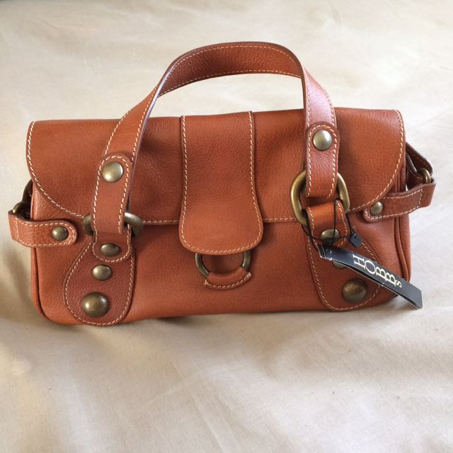 Hobbs's leather bag