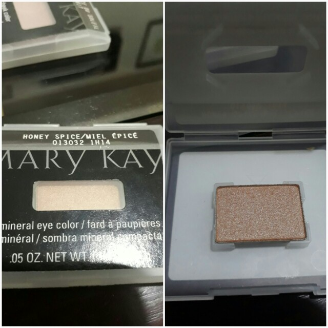 Honey spice marykay eyeshadow