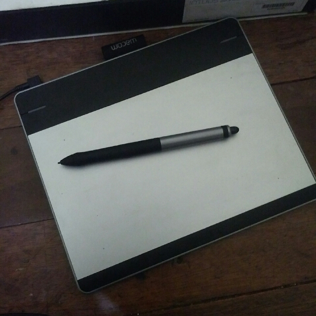 Intous manga- Drawing tablet