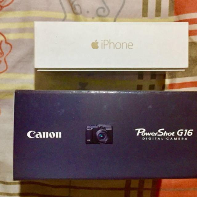 iPhone 6 Gold 168gb