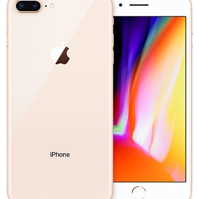 watch ba6bd 70eaf IPhone 8 Plus (pink gold)