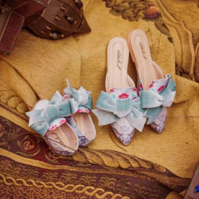 Ittaherl Curated Limoni Turquoise size 37