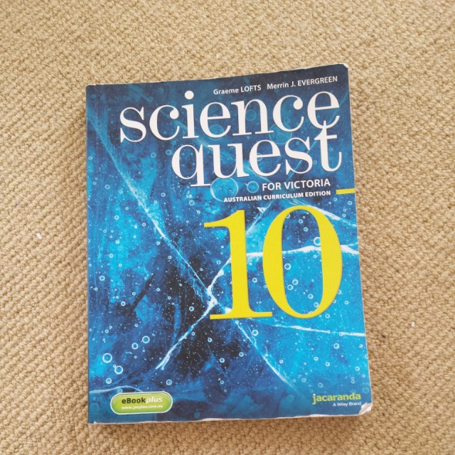 Jacaranda Science Quest 10