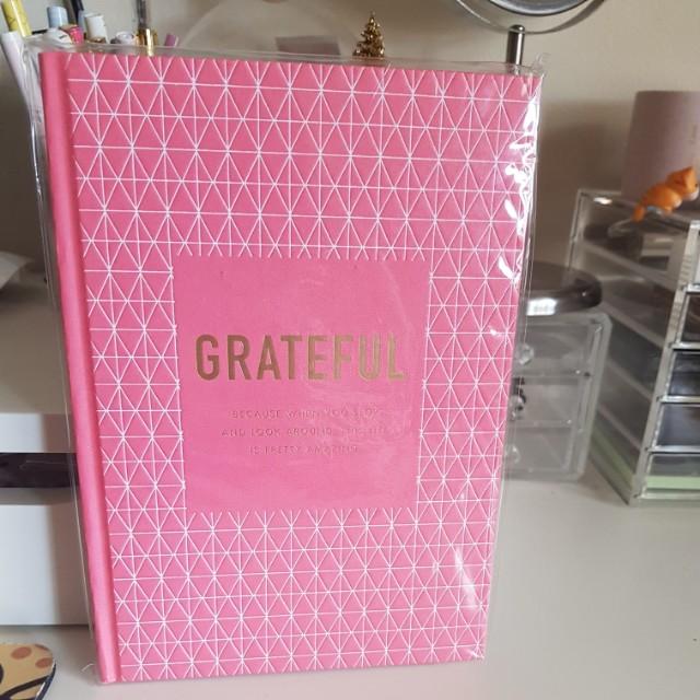 Kikki.k grateful journal