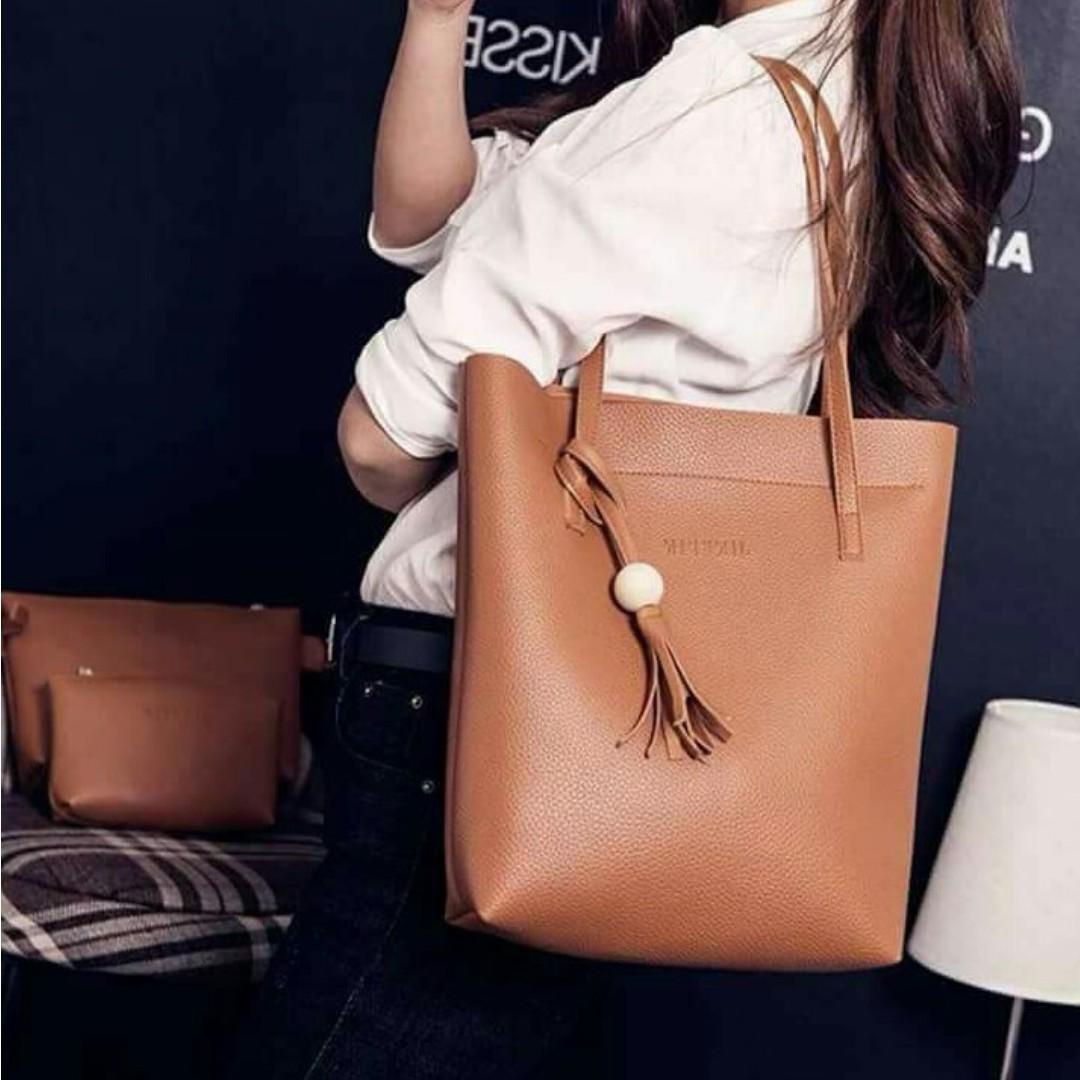 Ladies Bag-3pcs